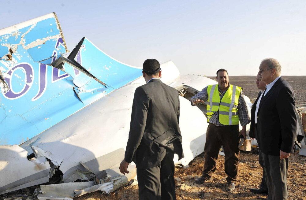 Lennukompaniid ja reisikorraldajad valmistuvad pommispekulatsioonide tõttu evakueerima Egiptusest umbes 10 000 turisti
