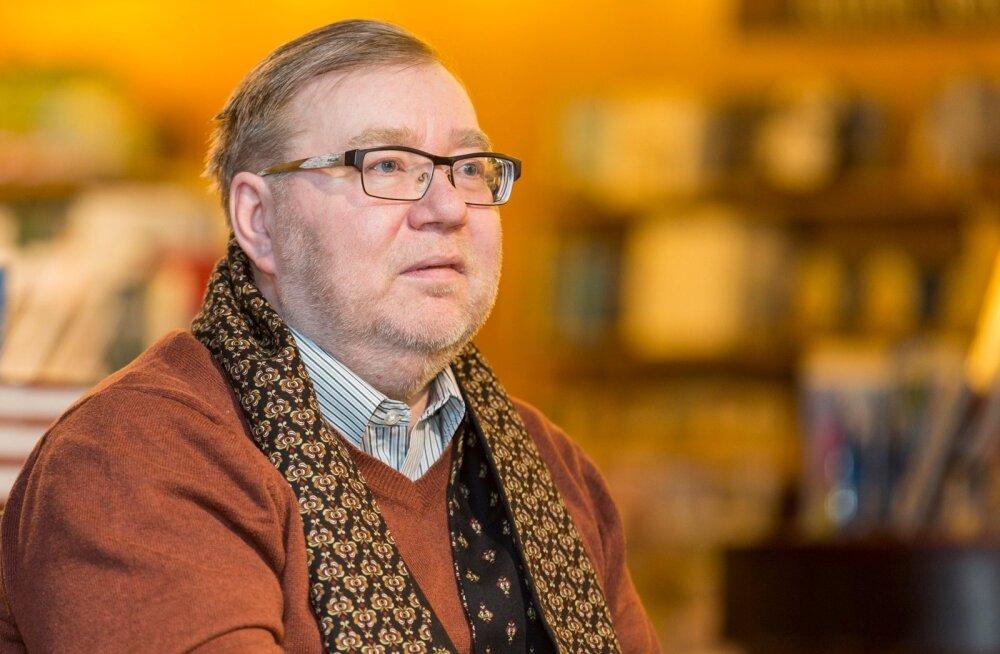 Mart Laar esitles oma uut raamatut, Sügissõda II
