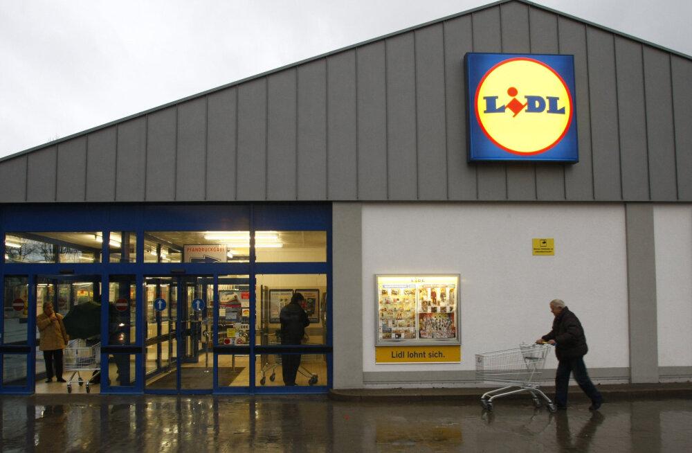 Lidl инвестировал в Эстонию свыше 21 миллиона евро