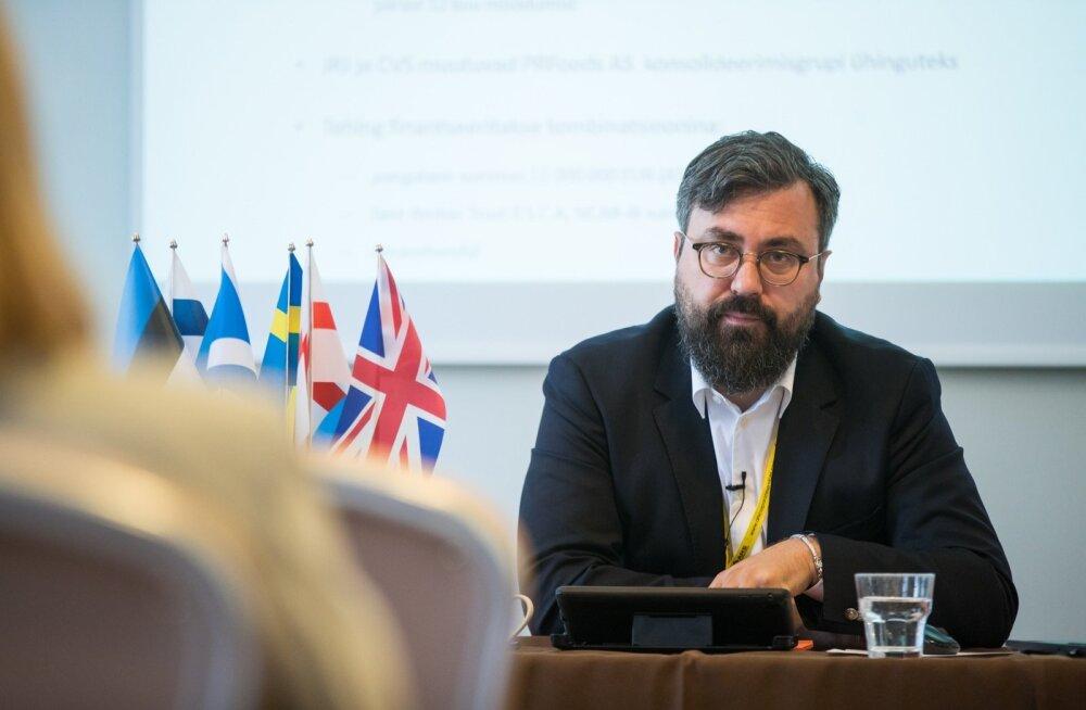 PRFoodsi aktsionäride üldkoosolek Nordic Hotel Forumis