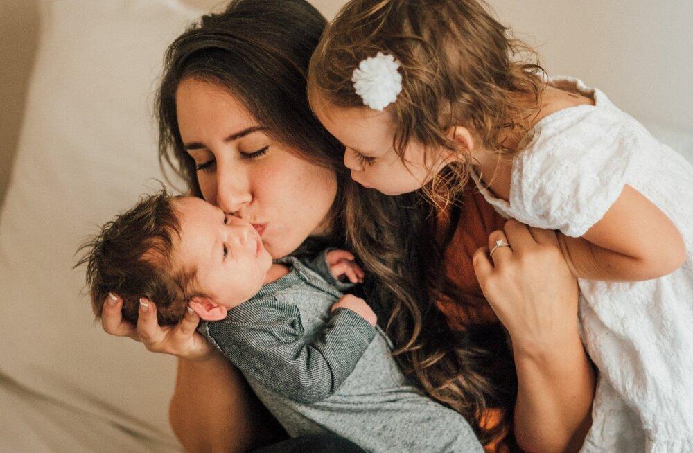 Lapsed ajavad närvi täiesti mustaks? Üks ema avaldab hea mooduse, kuidas ta suutis oma lastega õiendamise lõpetada
