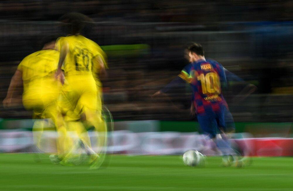 BLOGI | Barcelona pääses Messi toel 16 parema sekka, kaotusseisust välja tulnud Liverpooli saatus selgub viimases voorus
