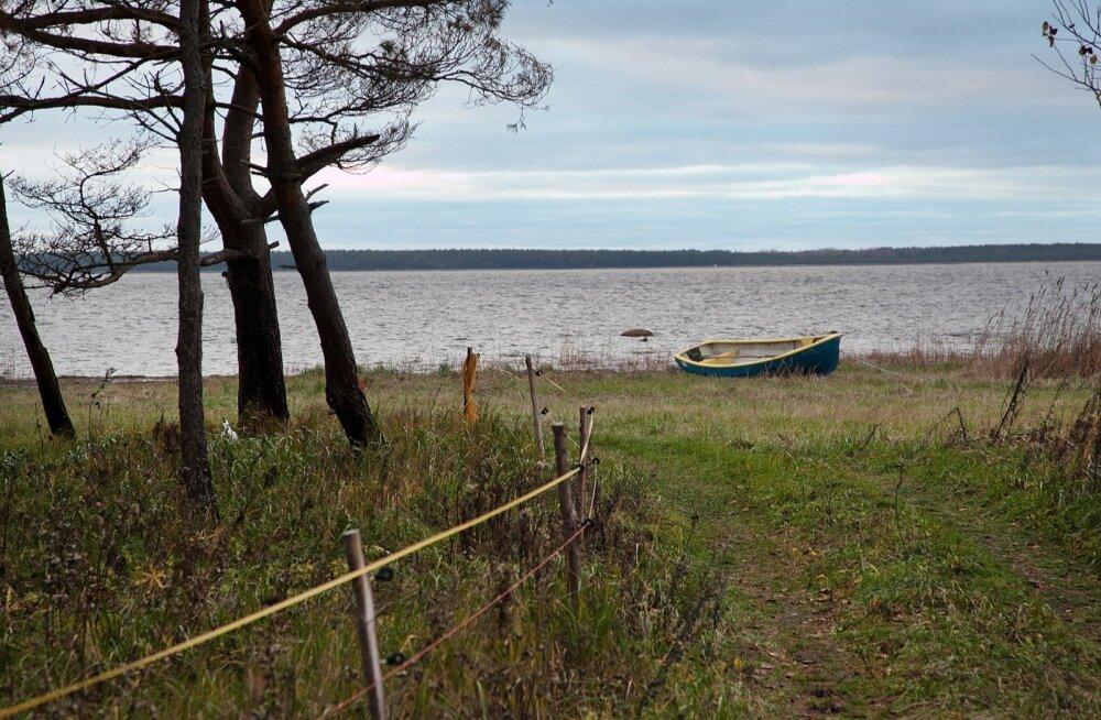 Segadus Saaremaa Rannaaugu sadama ümber päädis kokkuleppega