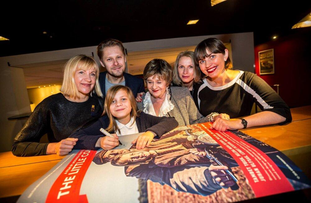 """""""Seltsimees laps"""" valiti Lübecki filmifestivalil aasta parimaks debüütfilmiks"""
