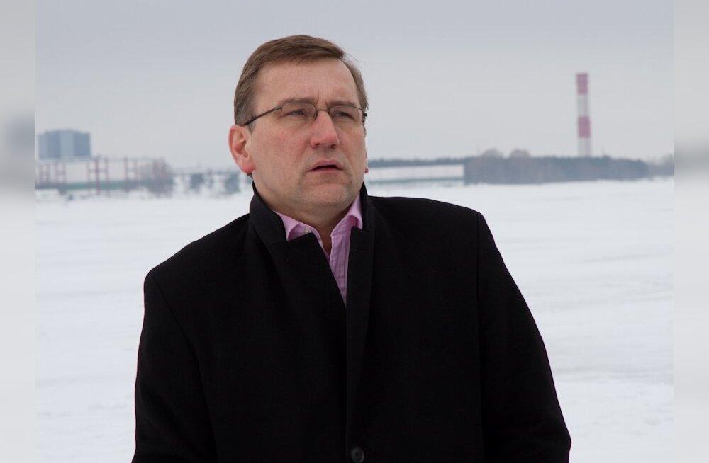 Parts: Eesti vajab hädasti veel ühte jäämurdjat