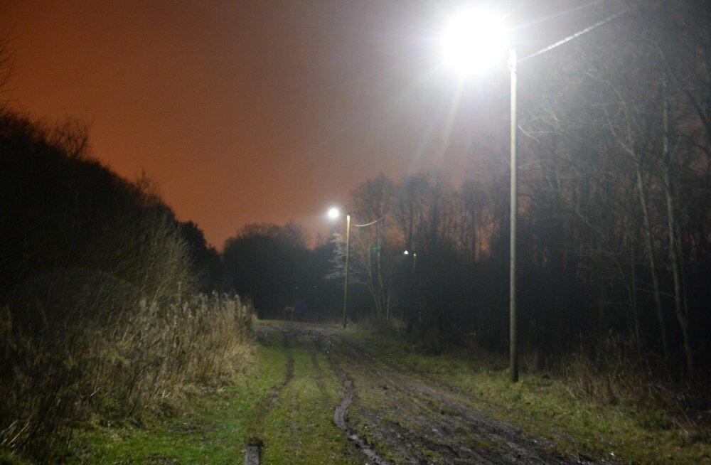 FOTOD SÜNDMUSKOHALT: Narvas kaduma läinud 14-aastane tüdruk leiti surnuna