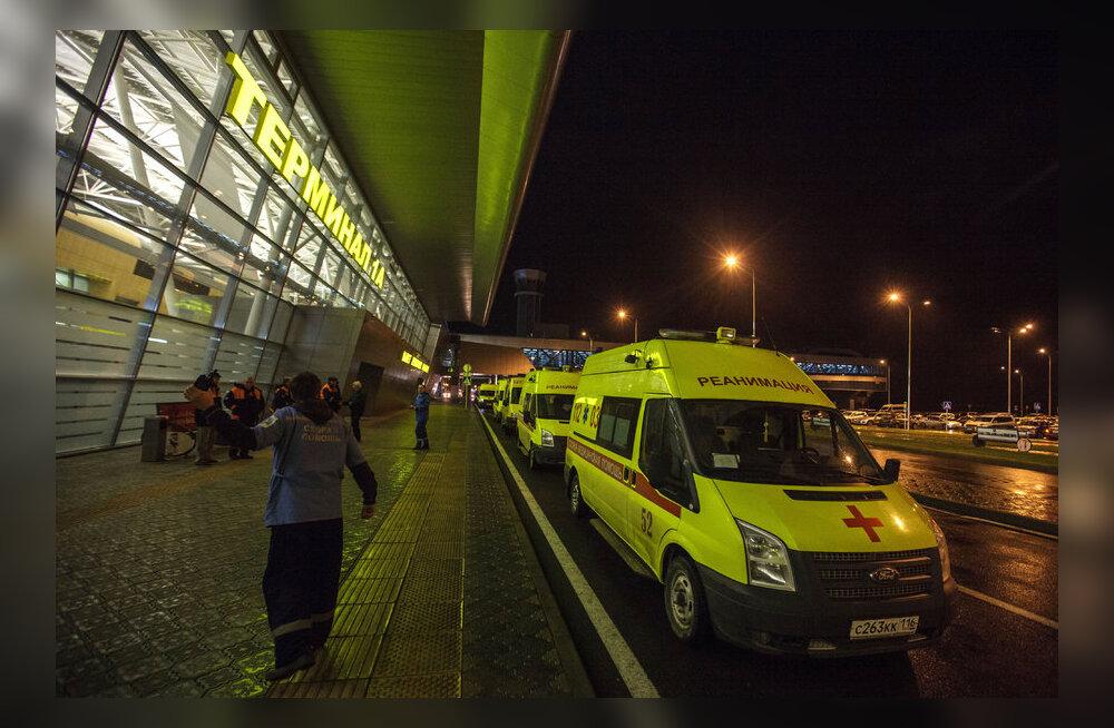 Tartarstani lennukompanii avaldas mõned tunnid peale katastroofi kodulehel kõigi Kaasani lennuõnnetuses hukkunute nimed