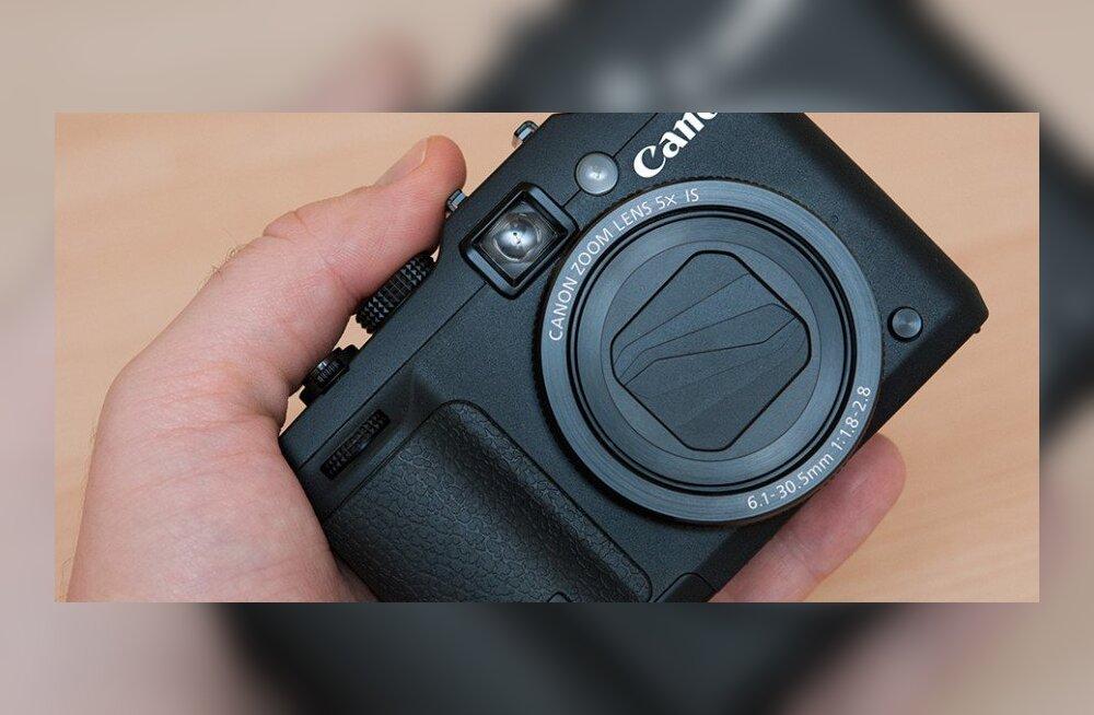 0315c84a7eb TEST: Canon PowerShot G16 – iseenesest tubli kompaktkaamera - Forte