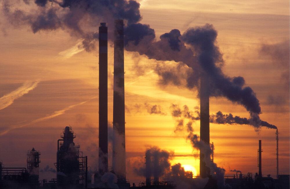 Kliimakriis annab inimkonnale võimaluse vaimselt terveneda