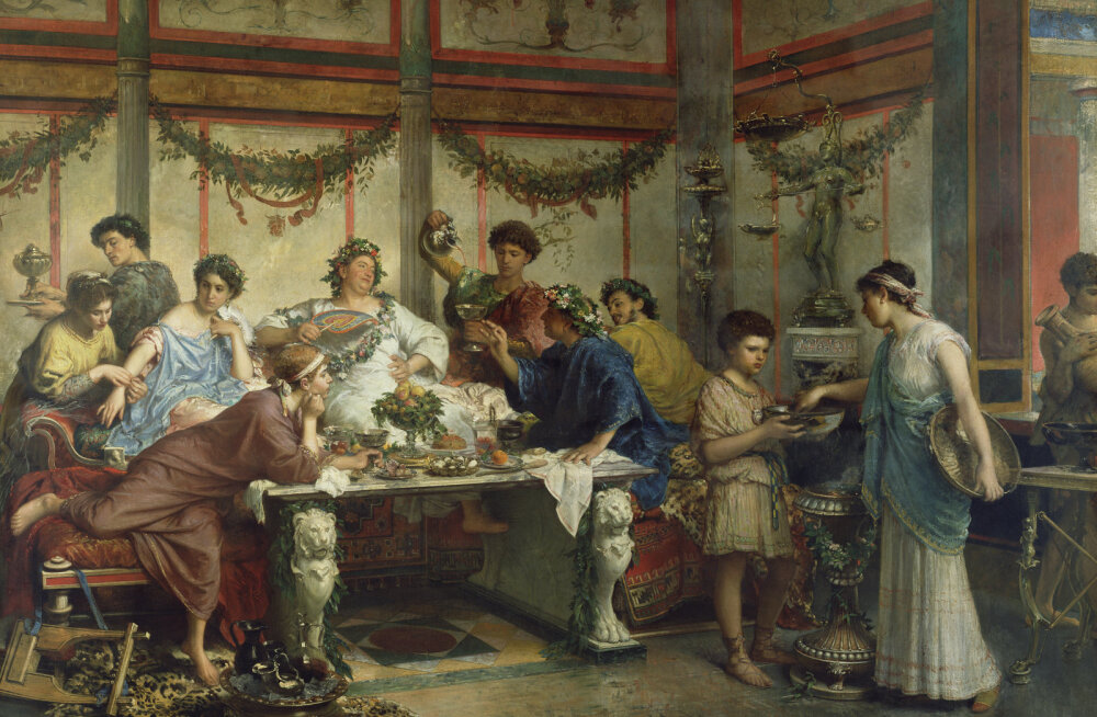 Miks antiikroomlased uriini järele lõhnasid: rõivaste pesemise nippe 2000 aasta tagant