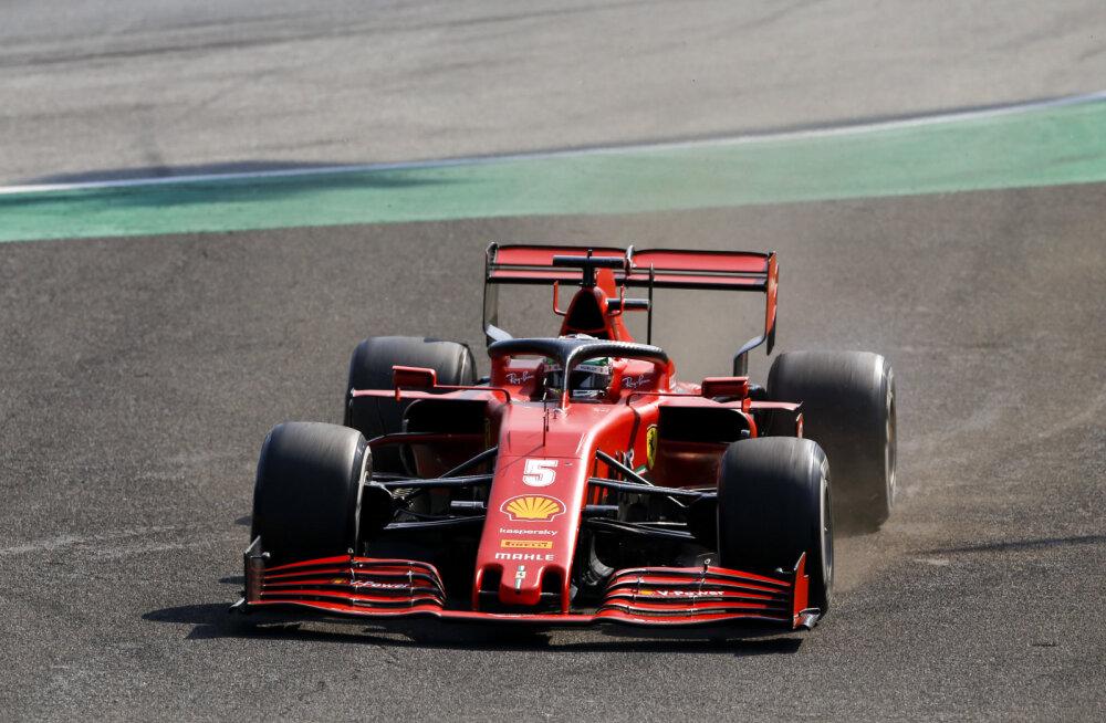FOTO | Maagilise tähiseni jõudev Ferrari saab ajaloolisel etapil uue kuue