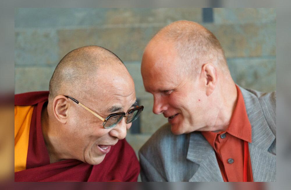 Sven Grünberg: Kohtumisel mõne teise tsivilisatsiooniga võiks meid esindada dalai-laama, mitte mõni idufirma boss või IT-guru