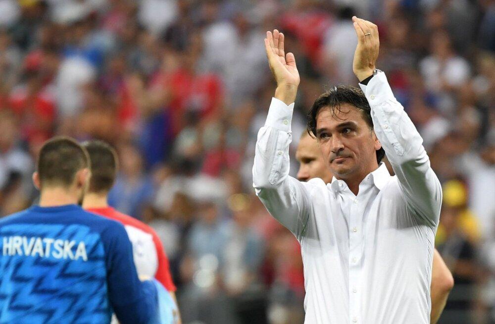 Horvaatia koondisega MM-il imet teinud peatreener: mulle makstakse liiga vähe palka