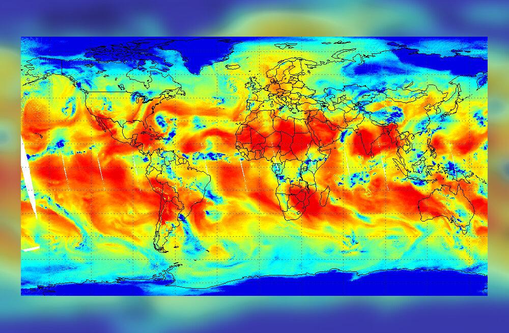 Ilmateadlased: 5G lained segavad tõsiselt ilmaennustamist