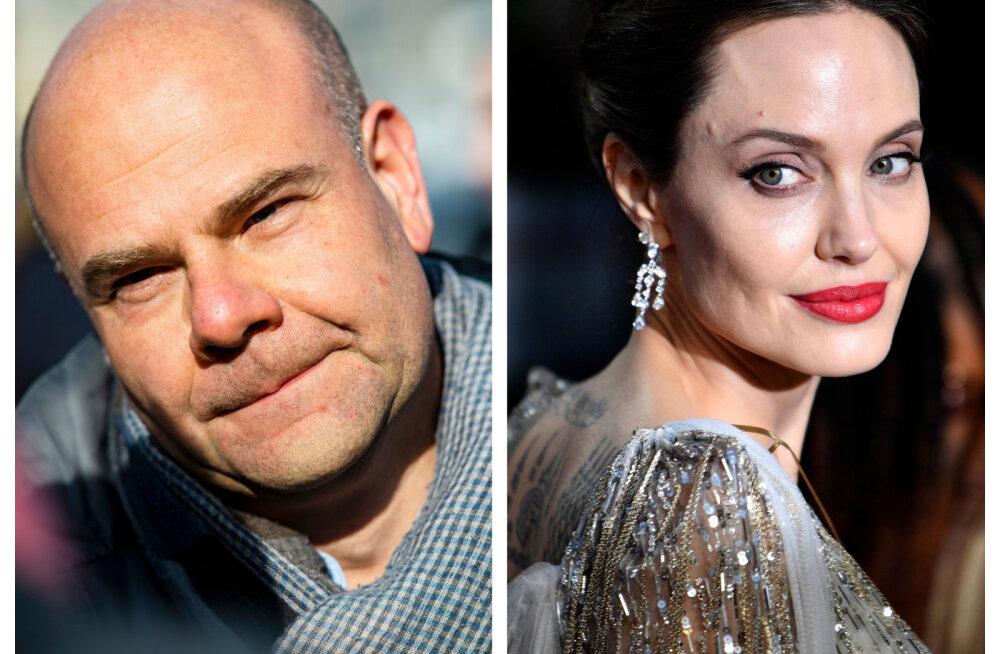 Andrea Adamo: üks asi on Angelina Jolie õhtusöögile kutsuda, hoopis teine aga veenda teda tulema