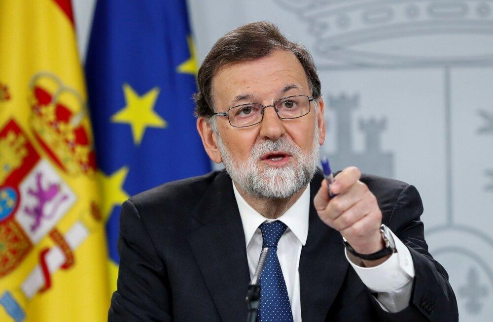 Pind Hispaania peaministri Rajoy jalge all muutub üha ebakindlamaks, ees võivad oodata erakorralised valimised