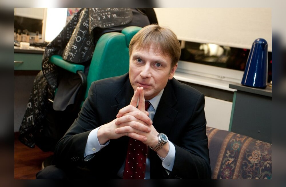 Tallinna linnapeaks kandideerib IRLi poolt ilmselt Eerik-Niiles Kross