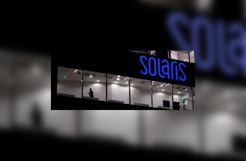 Miks Sakalast sai Solaris?