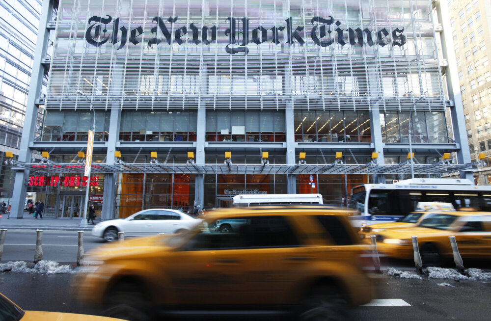 USA suuri ajalehti tabas tohutu pahavara-rünnak: kojukanne peatati