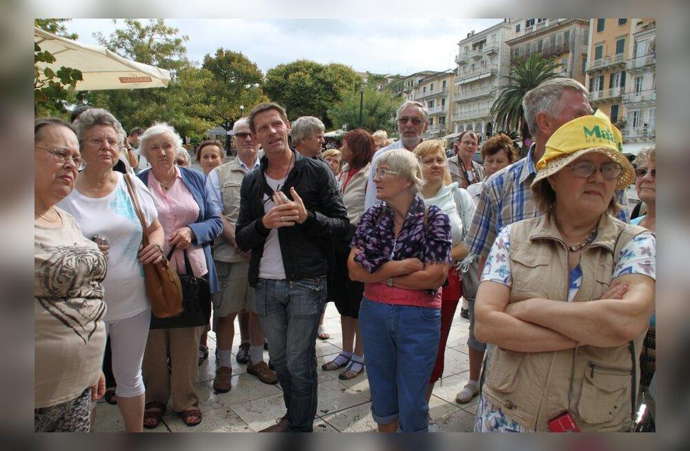 GALERII: Maalehe 2. reisigrupp Korful ja Albaanias