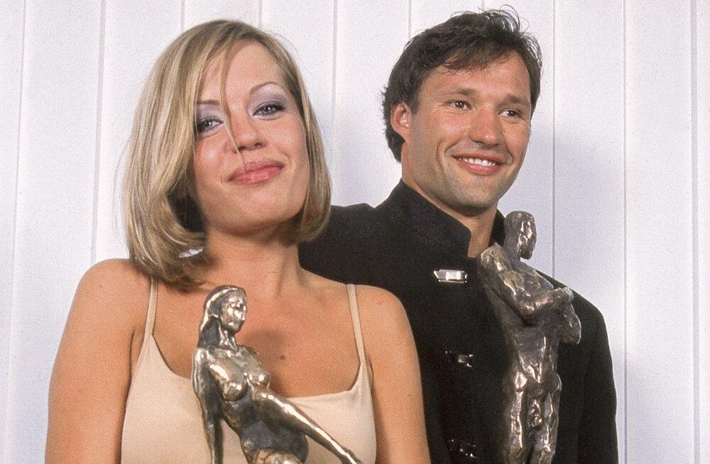 16 päeva meelelahutusauhindadeni | 1997 ehk kuidas pärjati esimesed võitjad Kroonika ilusate inimeste peol