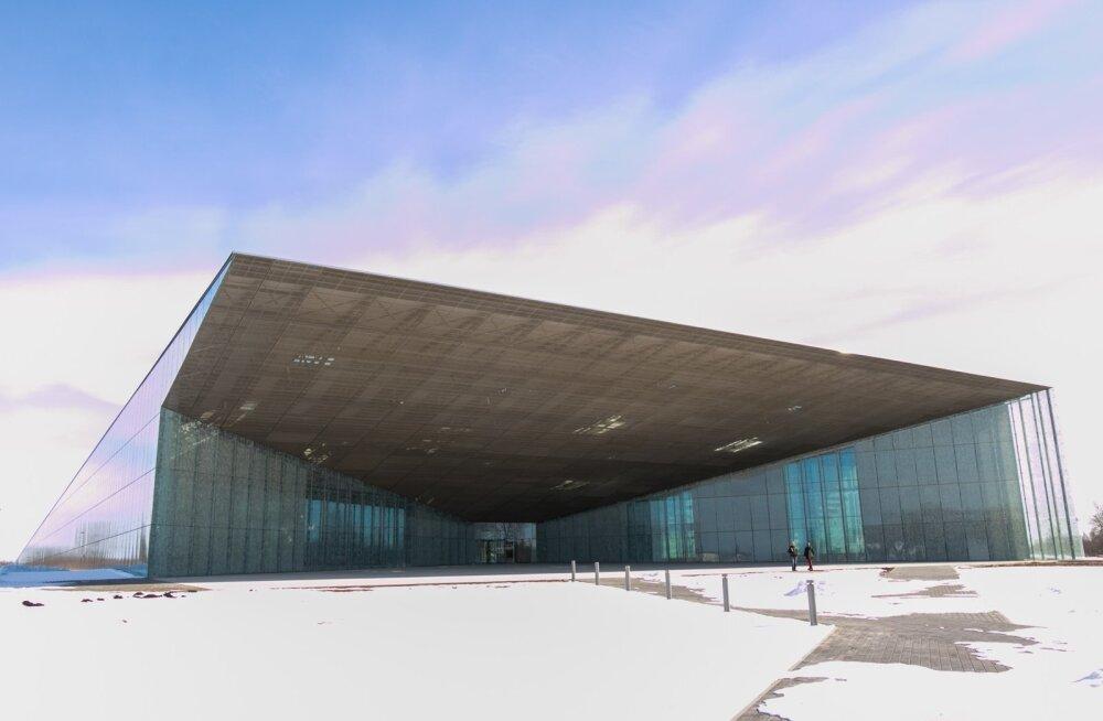 Eesti Rahva Muuseum märtsis 2016