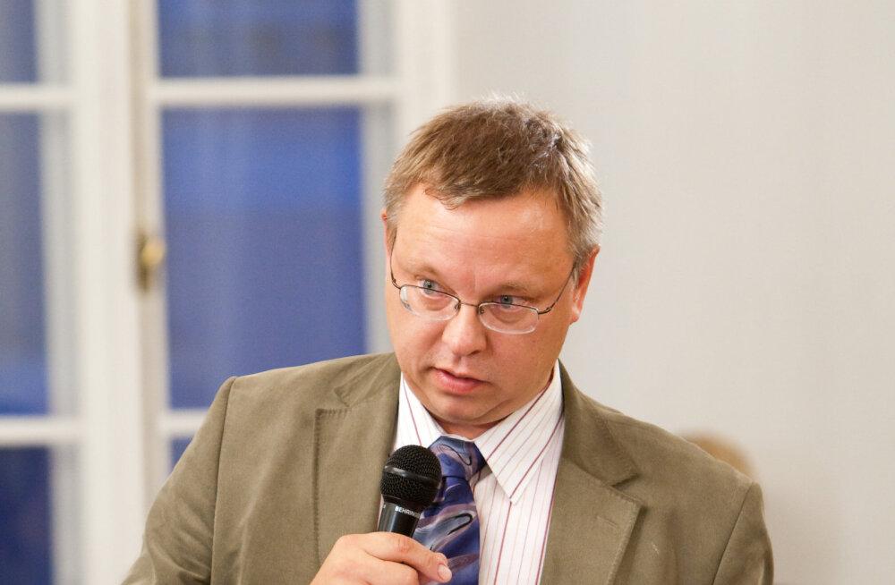 INTERVJUU | Raul Eamets: Eesti majandusel saab sügisel halb olema