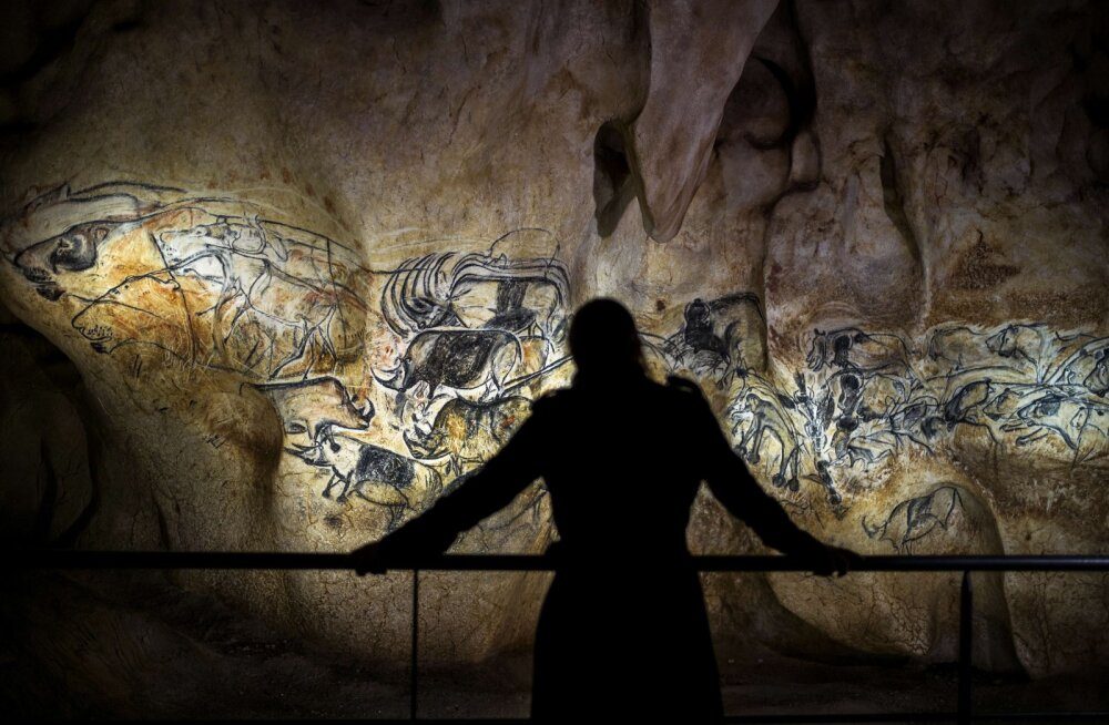 Inimeste joonistamisoskus võib olla seotud iidsete küttimisvõtetega