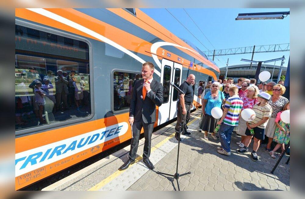Rail Baltic: õige asi vales kohas
