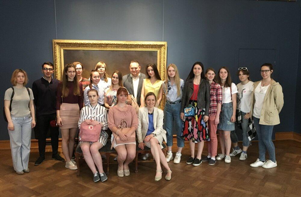 Таллиннских школьников ждут на бесплатные занятия по родному языку и культуре