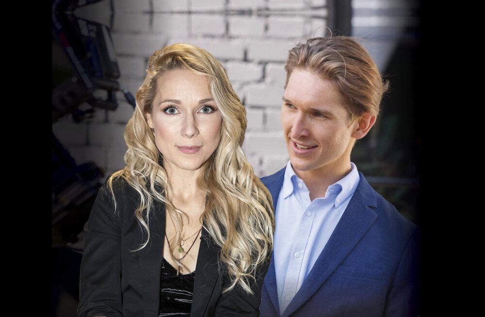 Uus romaan: Lenna Kuurmaa on suhtes noore näitlejaga!