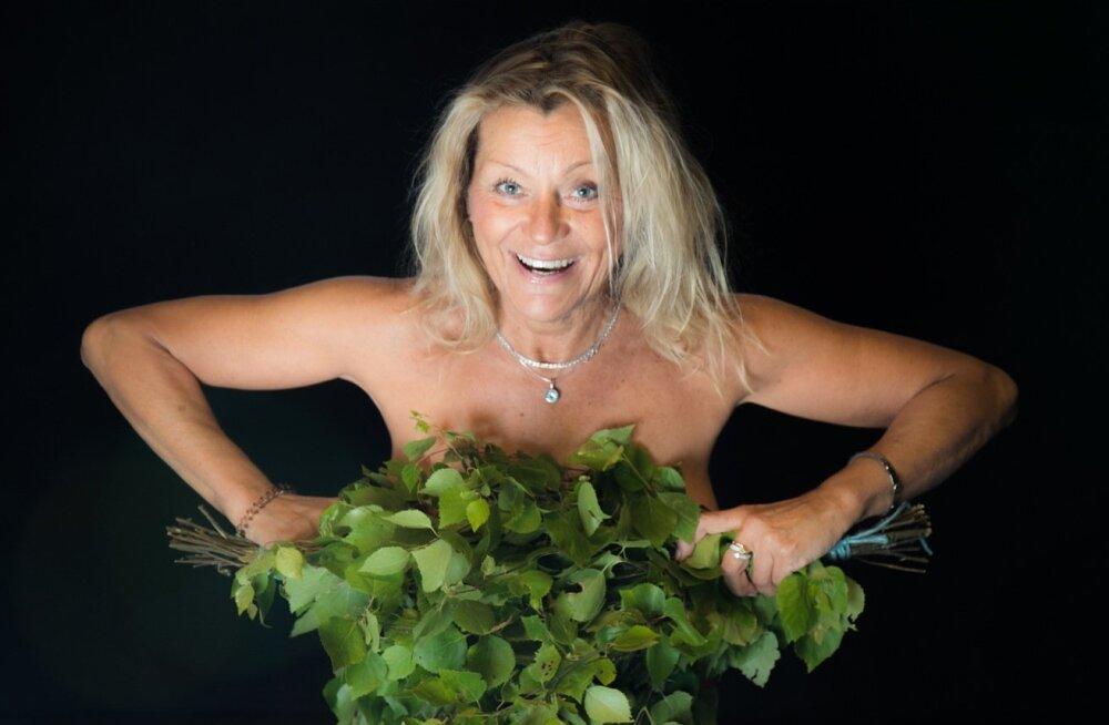 Anne Veesaar ammutab väge leelotamisest: tugevaks viisipidajaks ma end ei pea aga leelotamine mulle meeldib