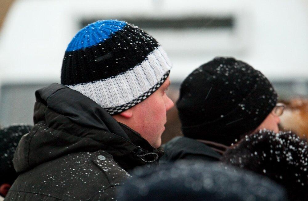 Lipuheiskamine Narvas