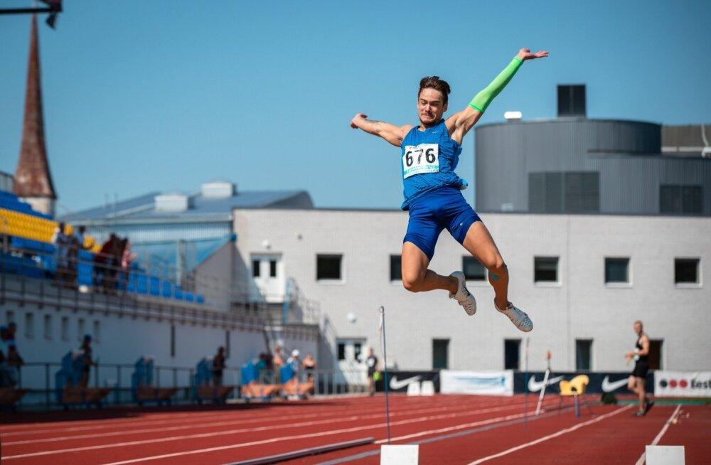 Eesti meistrivõistlused mitmevõistluses 2019