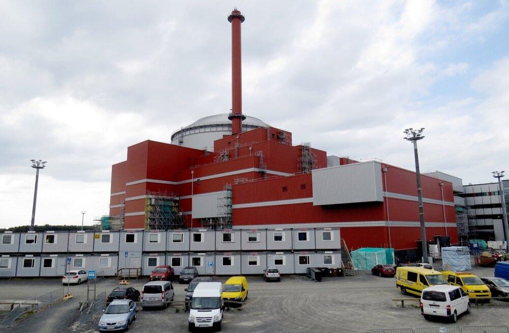 Soome valitsus andis kasutusloa uuele tuumareaktorile, elektritootmine peaks algama järgmise aasta alguses