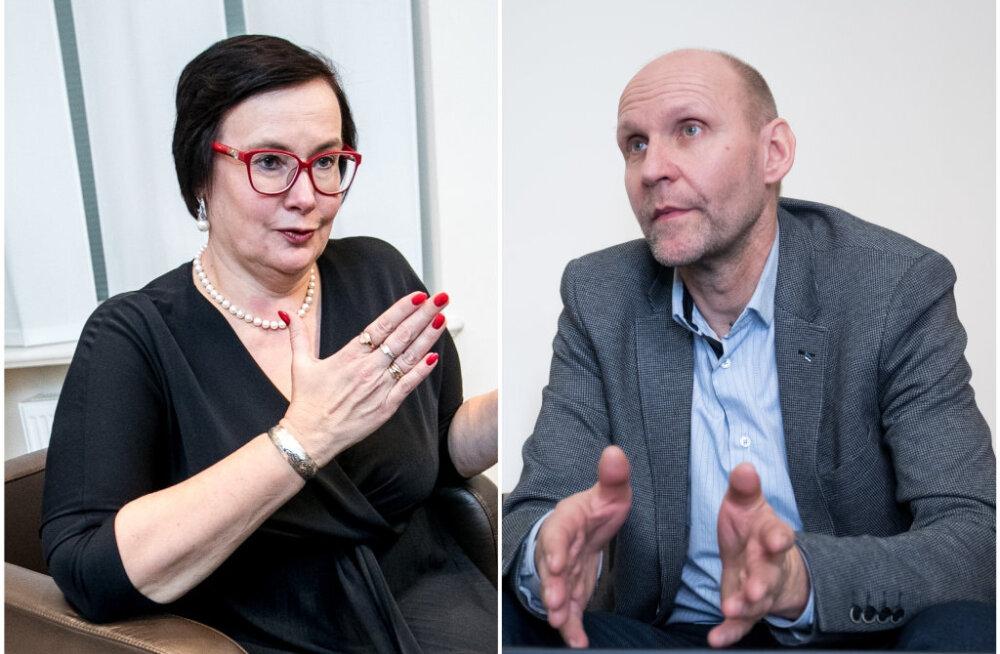 Helir-Valdor Seeder: Katri Raik ostab riigikogu valimisteks venelaste hääli, pakkudes vastu Eesti kodakondsust