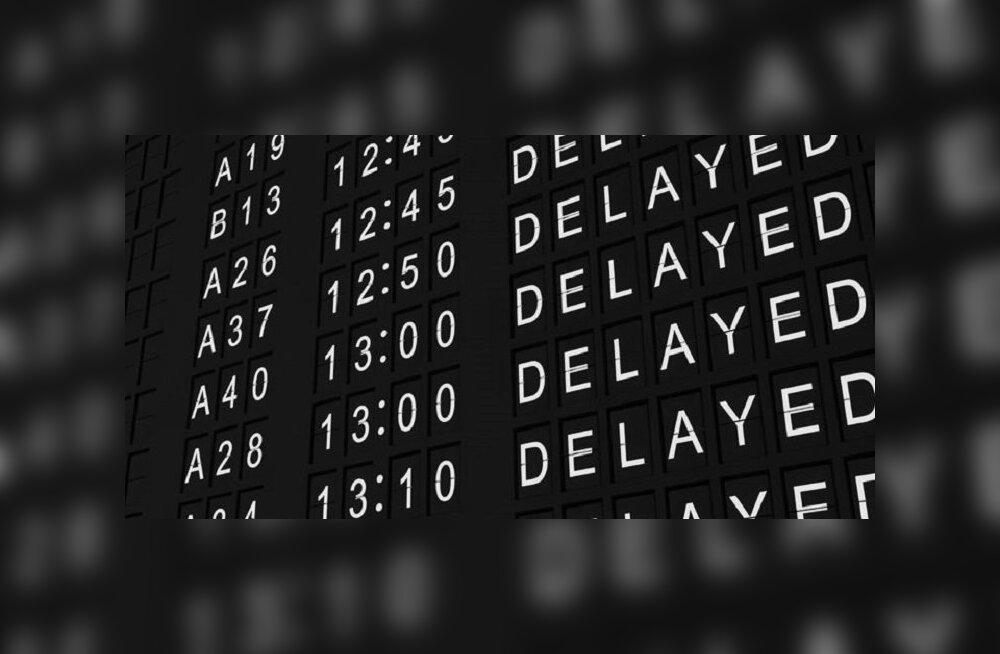 Google Flights сообщит о задержке рейса раньше авиакомпании