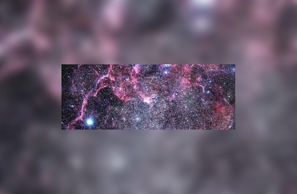 Kääbusgalaktika paneb kahtlema füüsikaseadustes