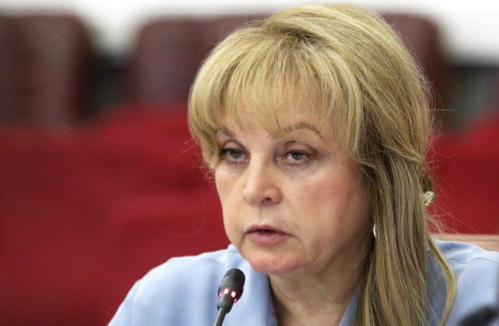 Tundmatu ründas kodus Venemaa keskvalimiskomisjoni juhti Ella Pamfilovat