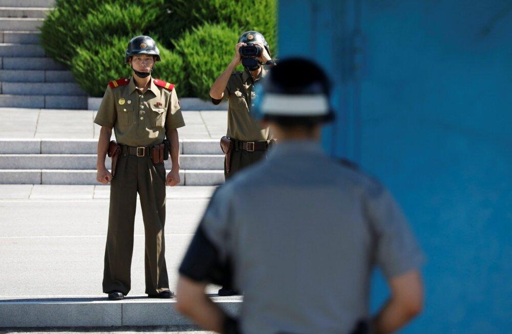 Soul: Põhja-Korea avab piiriülese kommunikatsioonikanali
