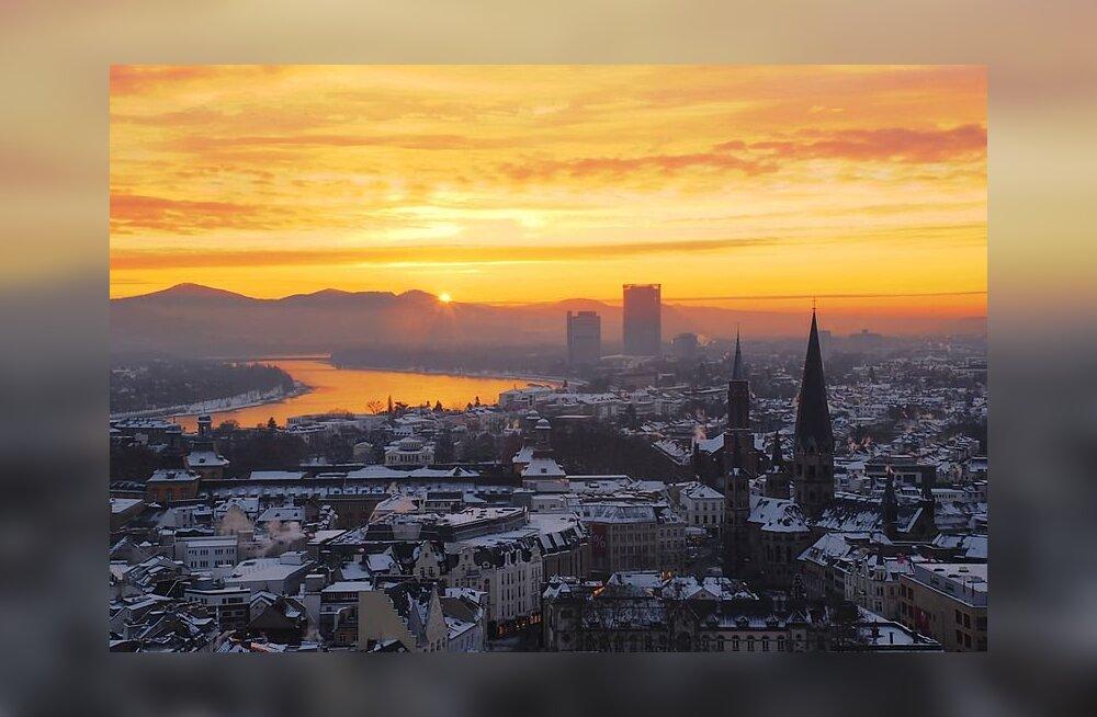 Kuidas Bonn sai Lääne-Saksamaa pealinnaks