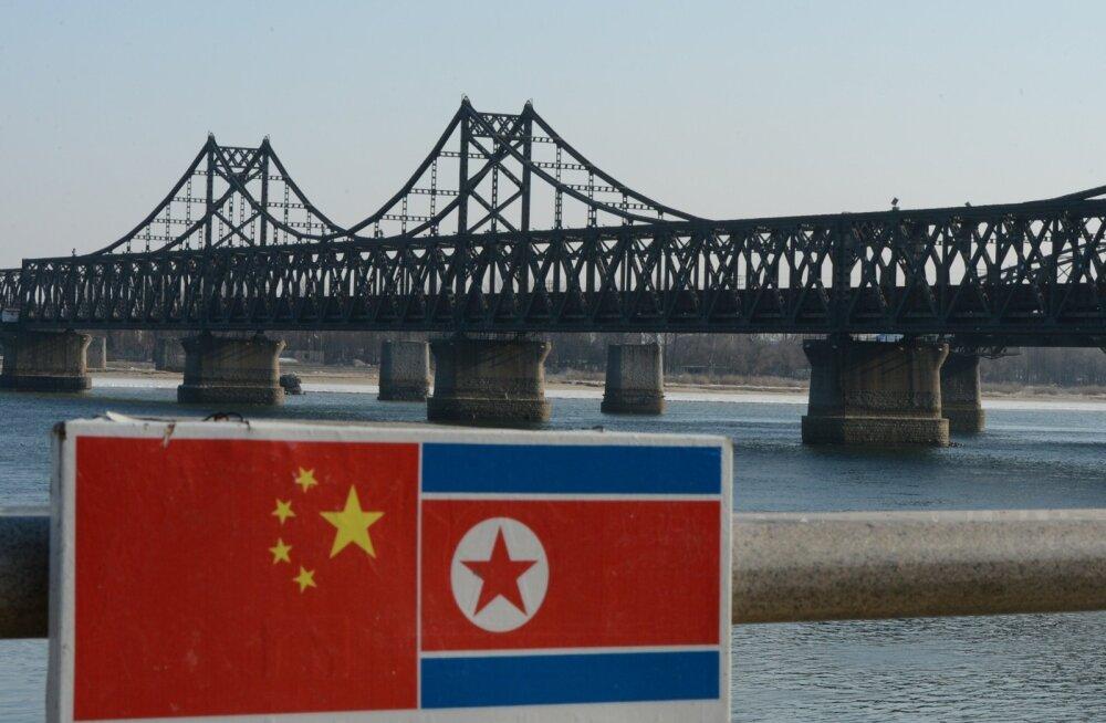 Hiina riiklik ajaleht: kui Põhja-Korea ründab USA-d esimesena, peab Hiina neutraalseks jääma