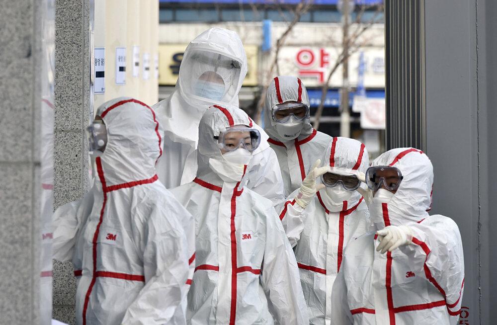 WHO teatel ollakse koroonaviirusega kaardistamata territooriumil, nakatumisjuhtumeid on kogu maailmas üle 90 000