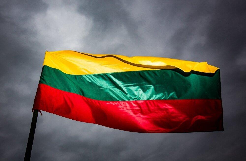 Литовский государственный флаг