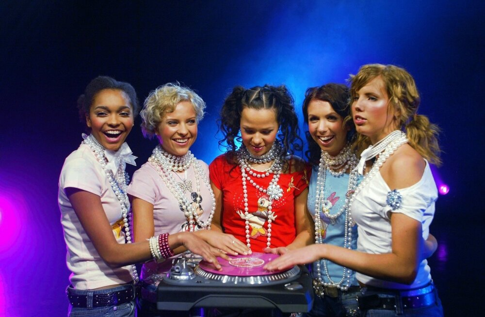 Mini-kokkutulek: Laura pole sugugi ainus Suntribe'i liige, kes tänavuseks Eurovisioniks Kiievisse põrutab!