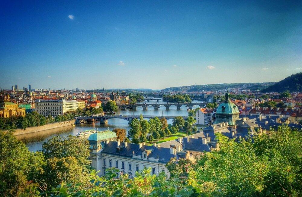 Superhind! Edasi-tagasi otselennud Riiast Prahasse alates 35 eurost