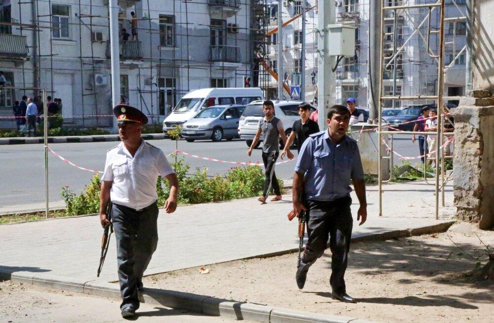 Tadžikistani vanglamässus hukkus 29 kinnipeetut ja kolm valvurit