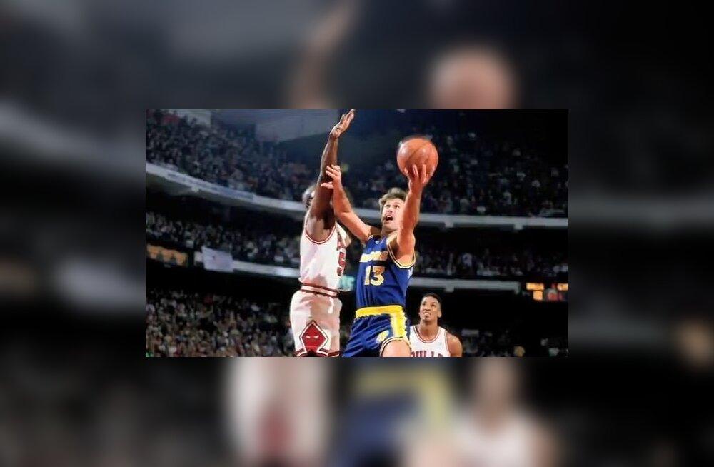 VIDEO: FIBA kuulsuste halli 2015. aasta lendu troonivad Jordan ja Marciulionis