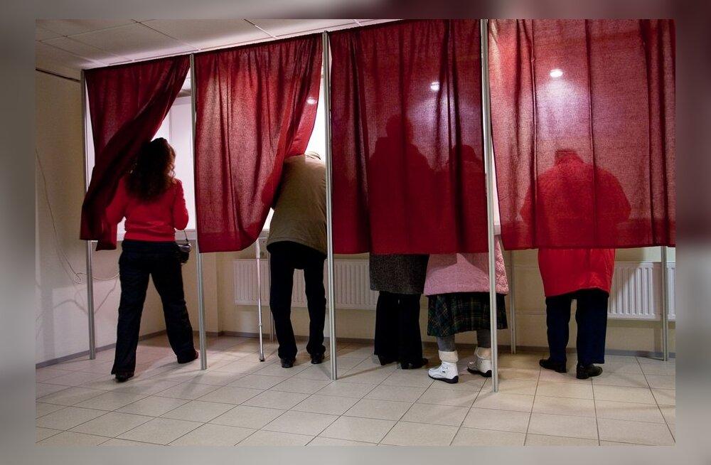 Abiks poliitikahuvilisele - Tallinna elanikud rahvuste kaupa