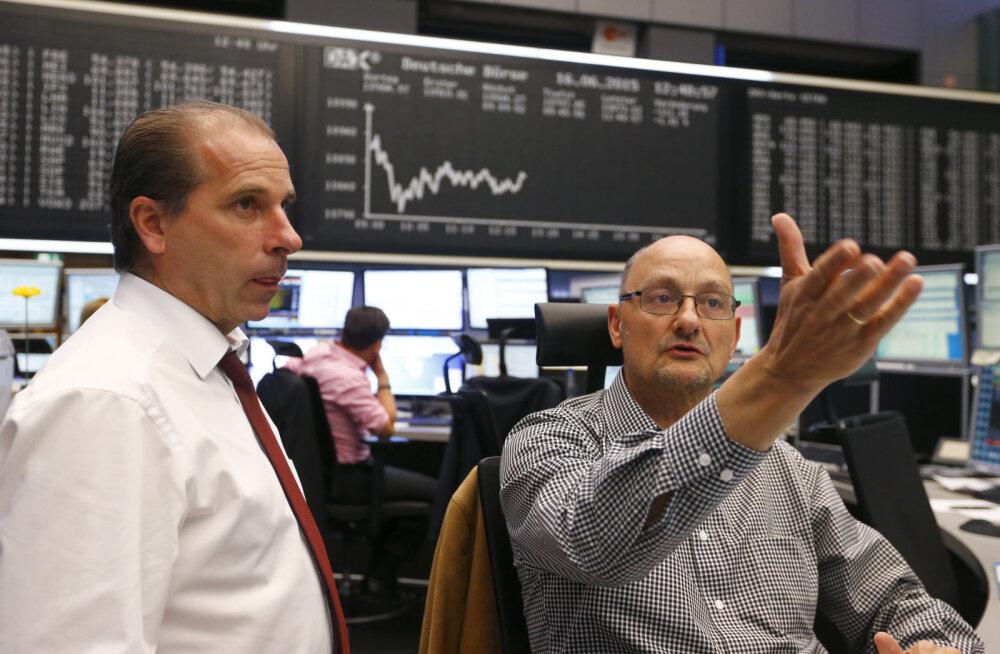 Euroopa börsid alustasid päeva tõusuga, kuna loodetakse Kreeka diili